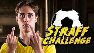 STRAFF-CHALLENGE   Fotbolls-VM