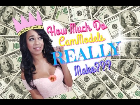 How Much do CamModels REALLY Make?? thumbnail