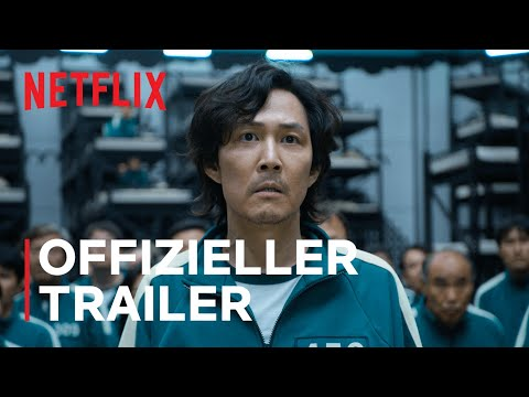 Squid Game   Offizieller Trailer   Netflix