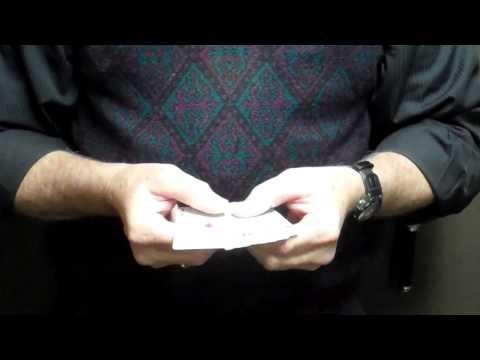 Dollar and Quarter Trick with Bonus Card Effect
