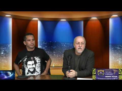 Nevada Cannabis News Episode #138 - 12/20/16 - Guest Pierre Werner