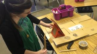 Create An Ipad Stand For Stopmotion From Cardboard