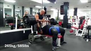Iron Biby Best Lifts