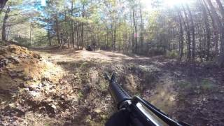 November 12, 2016 (Airsoft Game): Run through those trenches.