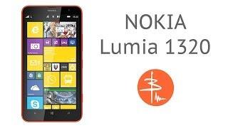 nokia Lumia 1320 или Много и недорого. Видеообзор