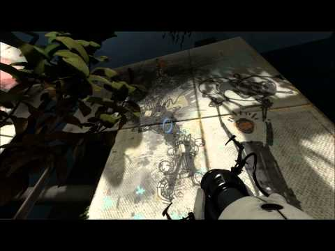 Martin Plays Portal 2: ep 1. Identical chambers!!