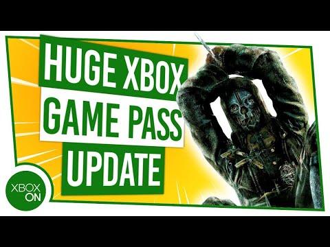 Xbox 게임 패스 업데이트 | 10월, 6개의 새로운 타이틀 추가!