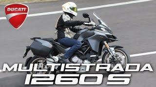 Ducati Multistrada 1260 2018 Primeras impresiones