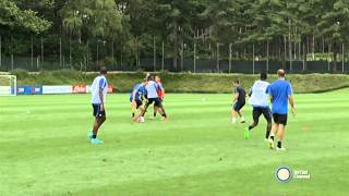 ALLENAMENTO INTER REAL AUDIO 01 08 2015
