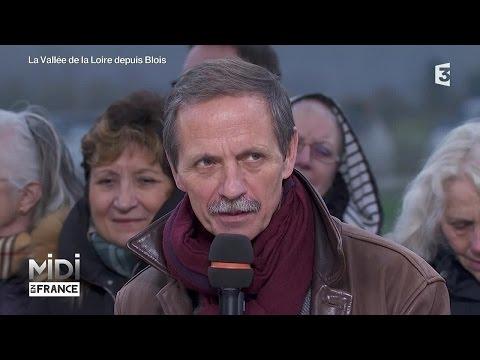 Jean-Marie Laclavetine, invité de Midi en France le vendredi 8 Janvier à Blois