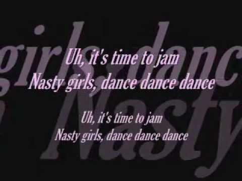 Vanity 6 - Nasty Girl Lyrics
