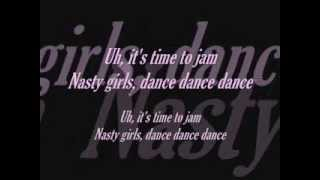 Vanity 6 - Nasty Girl Lyrics