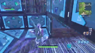 FORTNITE WITH SQUAD ON PLAYGROUND RACES GAME PLAY PS4]