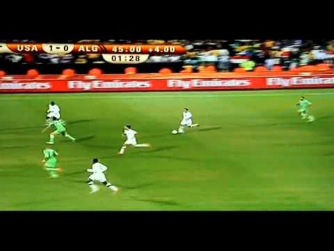 Landon Donovan goal vs Algeria called by Andres Cantor