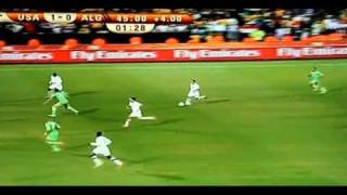Landon Donovan goal vs Algeria called by Andres Cantor