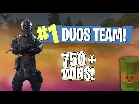 Top Cross-Play Duos Team on YT, 2300+ Wins