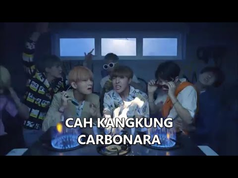 BTS - FIRE (불타오르네) INDONESIAN MISHEARD LYRICS