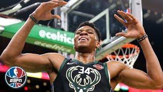 Giannis drops 30 in Bucks' win vs. Celtics   NBA Highlights