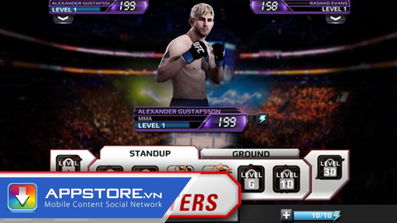 [Game] UFC – Đấm bốc 3D  – AppStore.Vn