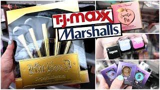 NEW MAKEUP AT TJ MAXX & MARSHALLS - KAT VON D $100 BRUSHES + TOO FACED SWEETIE PIE BRONZER