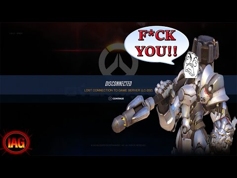 Overwatch can t connect to game server