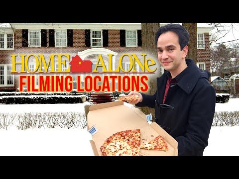 Home Alone Filming Locations  Film Crawl 1