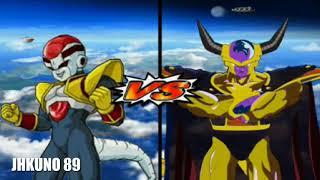 Dragon Ball Z Budokai Tenkaichi 3 | EL MOMENTO DE BABY FREEZER FORMA FINAL