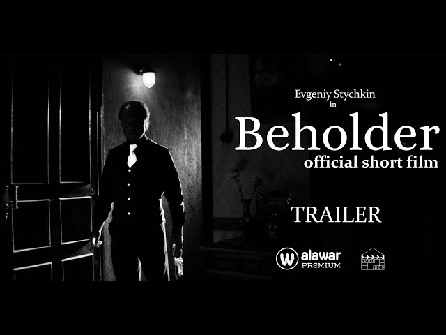BEHOLDER. Official Short Film | Trailer (2018) 4K
