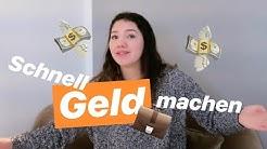 In 3 Monaten 4000 EURO | schnell Geld verdienen |♥ANNA KAISER♥