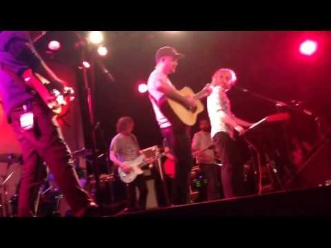 Relient K w/ Driver Friendly live at The Catalyst 11/20/13 Motorcycle drive by