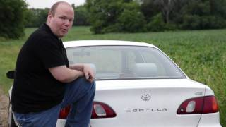 Gambar cover Clark Olson Presents: A Review of the 2000 Toyota Corolla