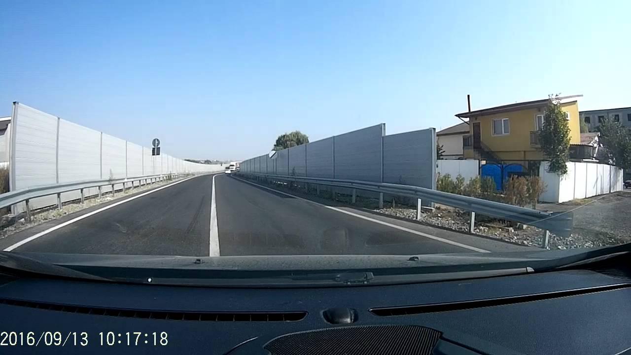 Podul Nou Agigea Spre Constanta 13 Sept 2016 Youtube