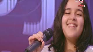 أشرقت تبدع في أغنية لـ سعاد محمد (أوعدك) بصوتها الرائع - زملكاوي