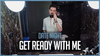 Date Night | Get Ready With Me | Skin, Hair, Style