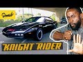 K.I.T.T. From Knight Rider | Miracle Whips