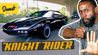 K.I.T.T. From Knight Rider   Miracle Whips