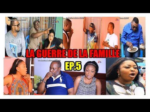 LA GUERRE DE FAMILLE EP.5 ABONNEZ-VOUS A VOTRE CHAINE BELLEVUE TV