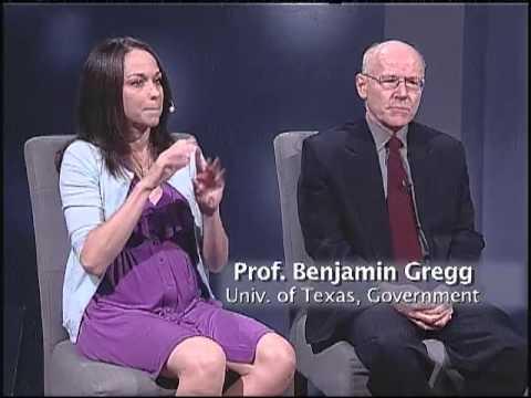 ACCESS News: Benjamin Gregg, Author, Professor of Government at UT