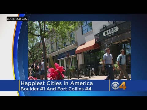 Three Colorado Cities Land In Top 20 Of 'Happiest Places' Survey