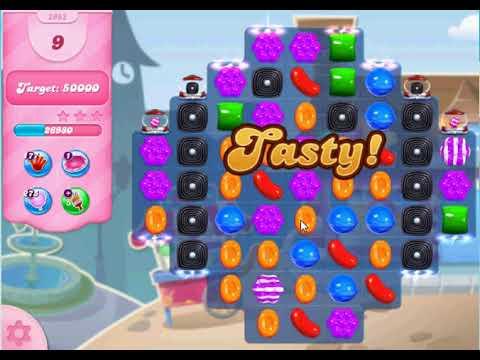 Candy Crush Saga 2962 no booster