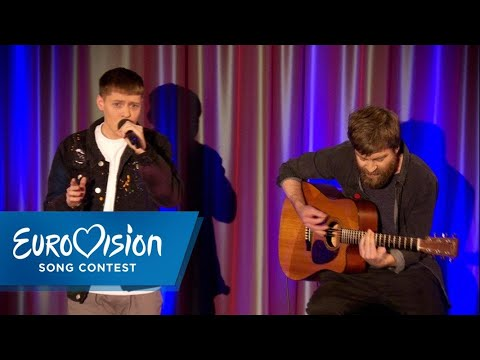 "Ben Dolic - ""Violent Thing"" in der Akustik-Version 