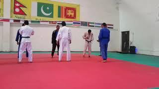 Nepal judo(-60 kg boys judoka)