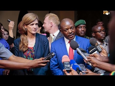 Burundi passes law cracking down on foreign NGOs
