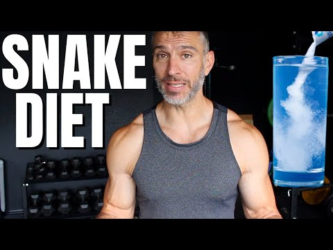 snake-diet-lose-35lbs-in-15-days