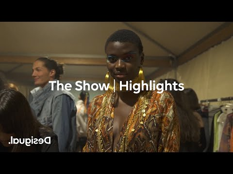THE SHOW HIGHLIGHTS SS20 | Desigual