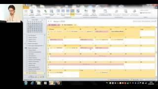 03 Работа с электронной почтой и расписаниями с Outlook 2010