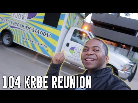 104 KRBE RADIO STATION REUNION