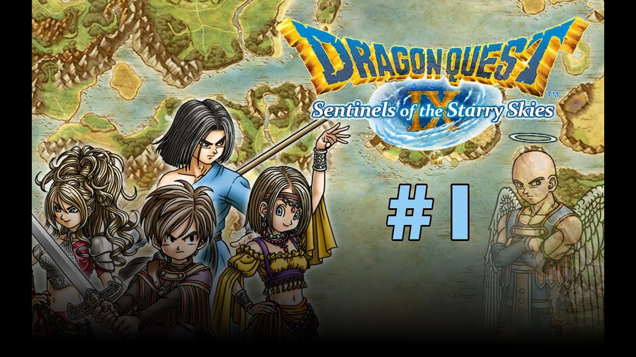 Dragon Quest Vi Fliegender Teppich Dragon Quest Ix Part 1 I 39m A Celestrian Youtube
