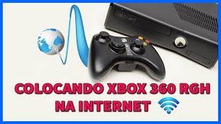 Como Colocar o Xbox 360 RGH na Internet • (nº1141)