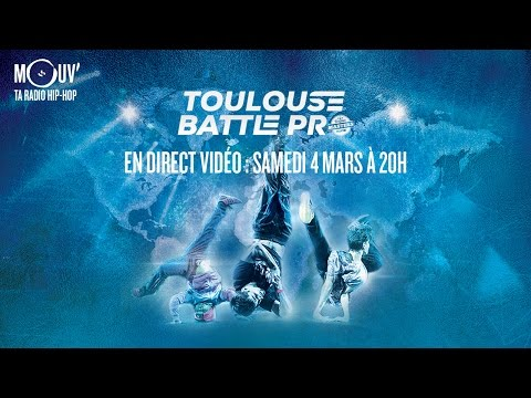 TOULOUSE BATTLE PRO 2017 [FULL SHOW]